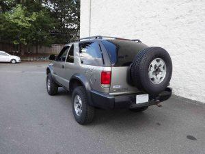 Chevy S10 Blazer