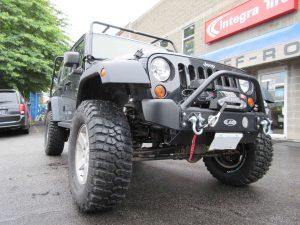 2008 Jeep JK