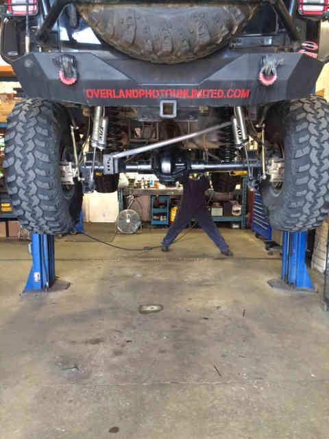 Jeep Tie Rod