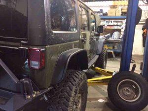 2013 Jeep Bush